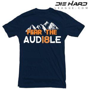 Denver Broncos T Shirt Peyton Manning Navy Tee