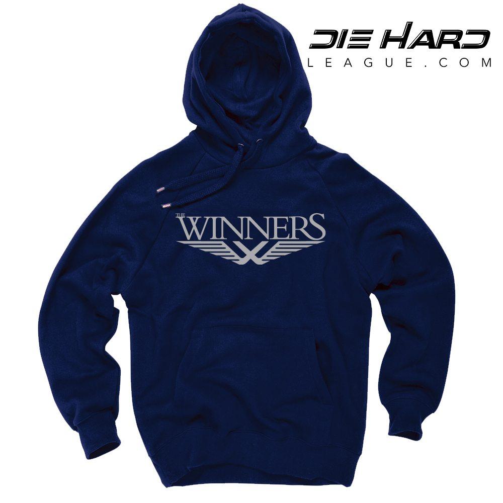 wholesale dealer 397bd 0bfa9 Cowboy Hoodies - Dallas Cowboys Winners Navy Hoodie