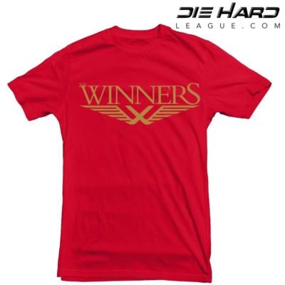 49er - San Francisco 49ers Winners Red Tee