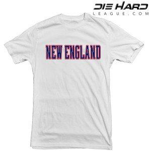 New England Patriots T Shirt GOAT White Tee