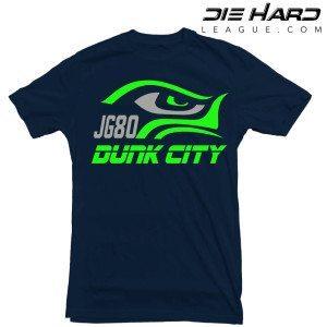 Seattle Seahawks t shirt Jimmy Graham Navy Tee