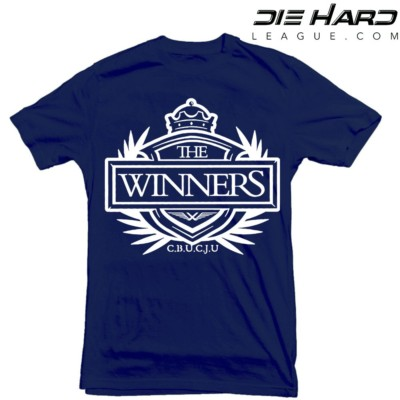 Cowboys Shirt Dallas - Winners Crest Navy Tee