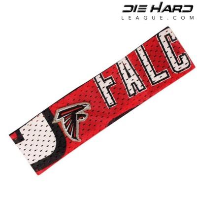 Atlanta Falcons Fan Band NFC South Headband