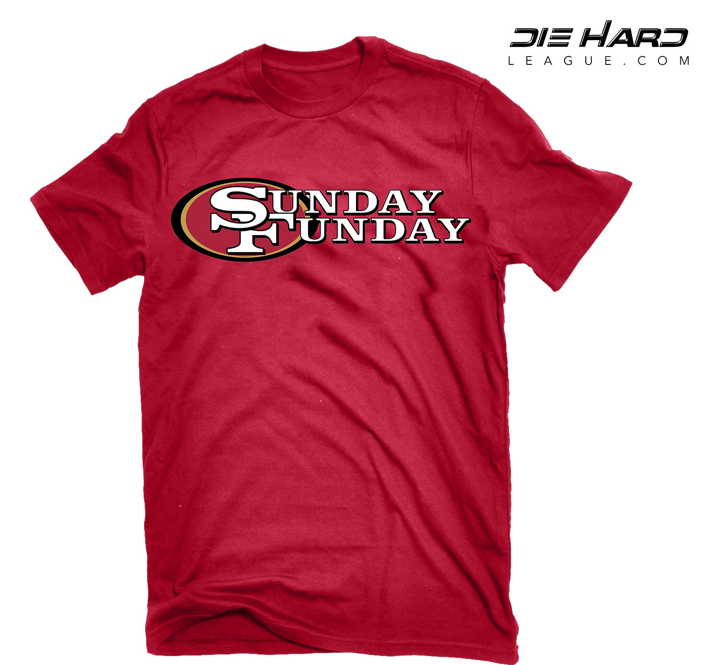 9cc056154 ... Cheap – San Francisco 49ers Sunday Funday Red Tee. BACK ...