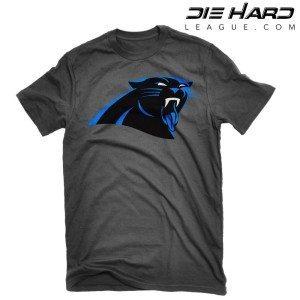 Carolina Panthers Jordan Tongue Black T Shirt