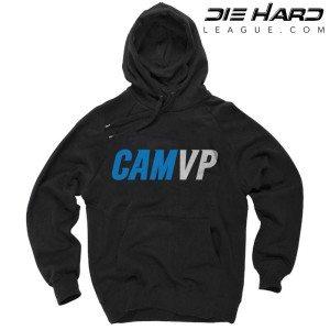 Carolina Panthers Cam Newton MVP Black Hoodie