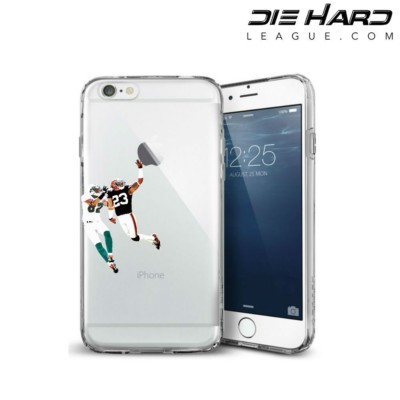 Cleveland Browns Joe Haden Interception iPhone 6 Case