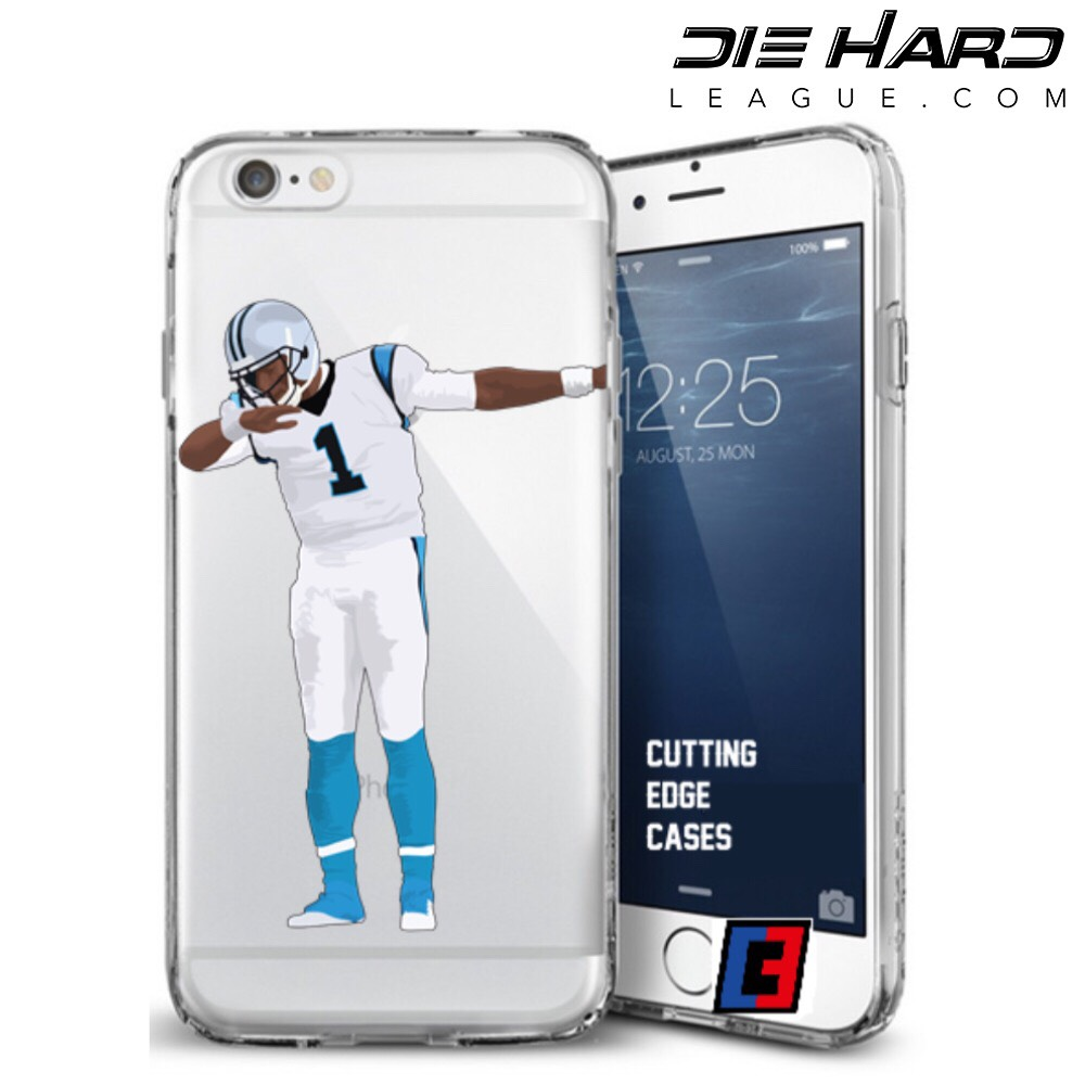 online store 74e80 92f7a Cam Newton Stats - Carolina Panthers iPhone 6 Case