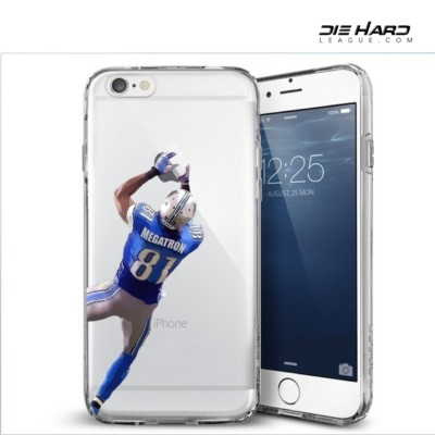 Detroit Lions Calvin Johnson iPhone 6 Case
