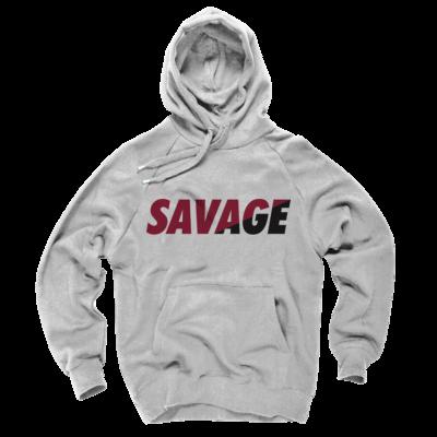 Arizona Cardinals Sweater SAVAGE White Hoodie