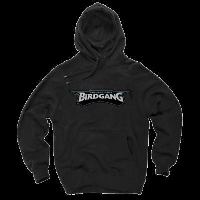 Eagles Hoodie - Philadelphia Eagles Bird Gang Black Hoodie