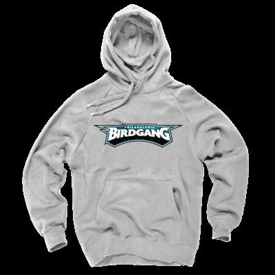 Philadelphia Eagles Hoodie - Bird Gang White Hoodie