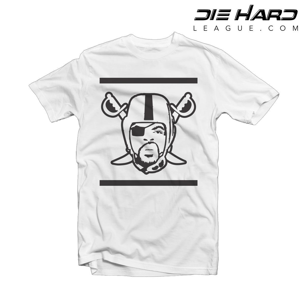e08b1923ee3 Shop. Home Oakland Raiders Clothing Raiders Shirts Oakland Raiders T Shirt  ...