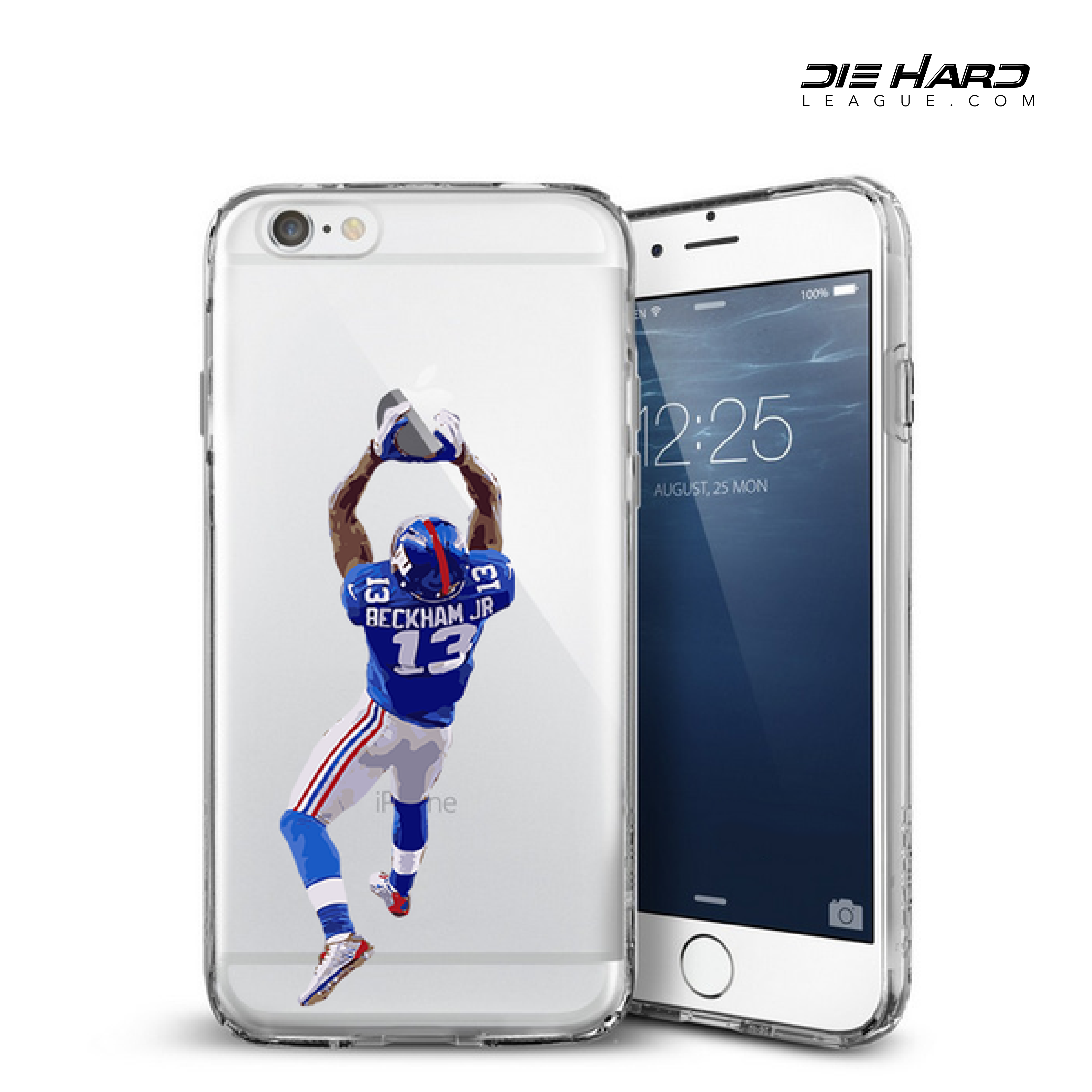 pretty nice 4567b c8ed0 New York Giants Odell Beckham Jr iPhone 6 Case | NFL Apparel | NFL ...