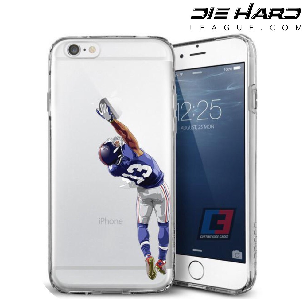 new arrival bec26 ab1ad Odell Beckham Jr Catch - New York Giants iPhone 6 Case