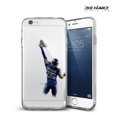 Seattle Seahawks Richard Sherman iPhone 6 Case