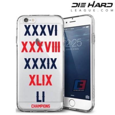 Super Bowl 51 - New England Patriots iPhone 6 Case
