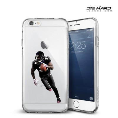 Baltimore Ravens Ed Reed Legend iPhone 6 Case