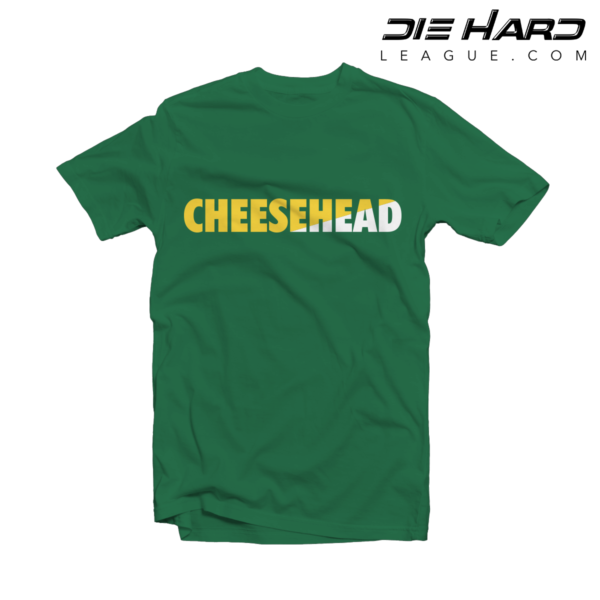 Green Bay Packers T Shirts Cheese Head Green Tee Best