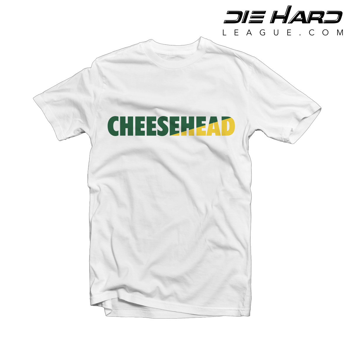 Packers T Shirts - Packers Cheese Head White Tee   Best Deal   e50f30ab22