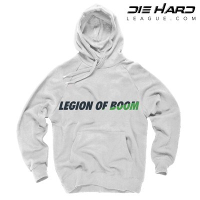 Seahawks Hoodie - Legion Of Boom White Sweater