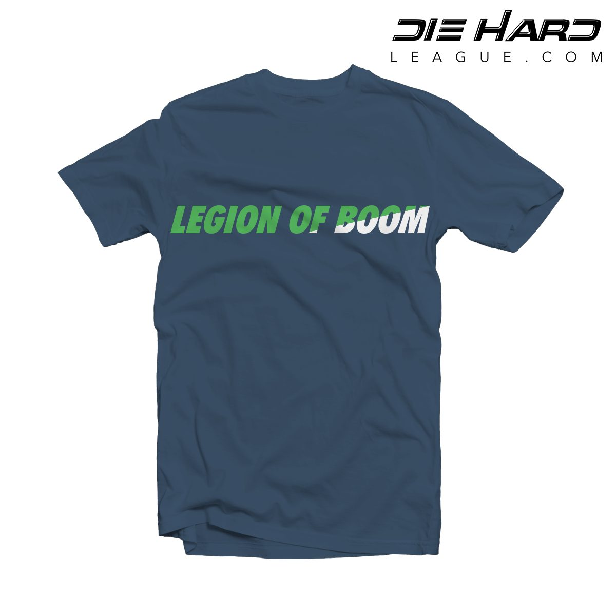 Seahawks Shirt - Legion of Boom Navy Tee   Best Design   cdef3b57b