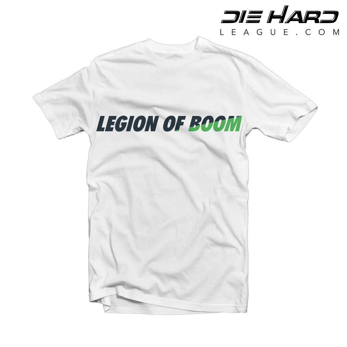 a14d1e97b36 Seattle Seahawks Shirts - Legion of Boom White Tee  Best Price