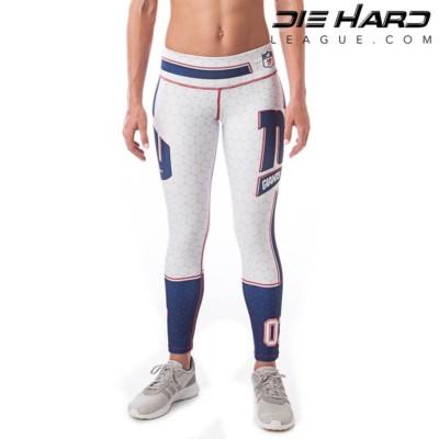 New York Giants Womens Sport Leggings