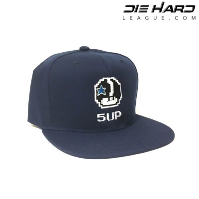 Dallas Cowboys Snapback - Dallas Cowboys Mario Bros Navy Hat