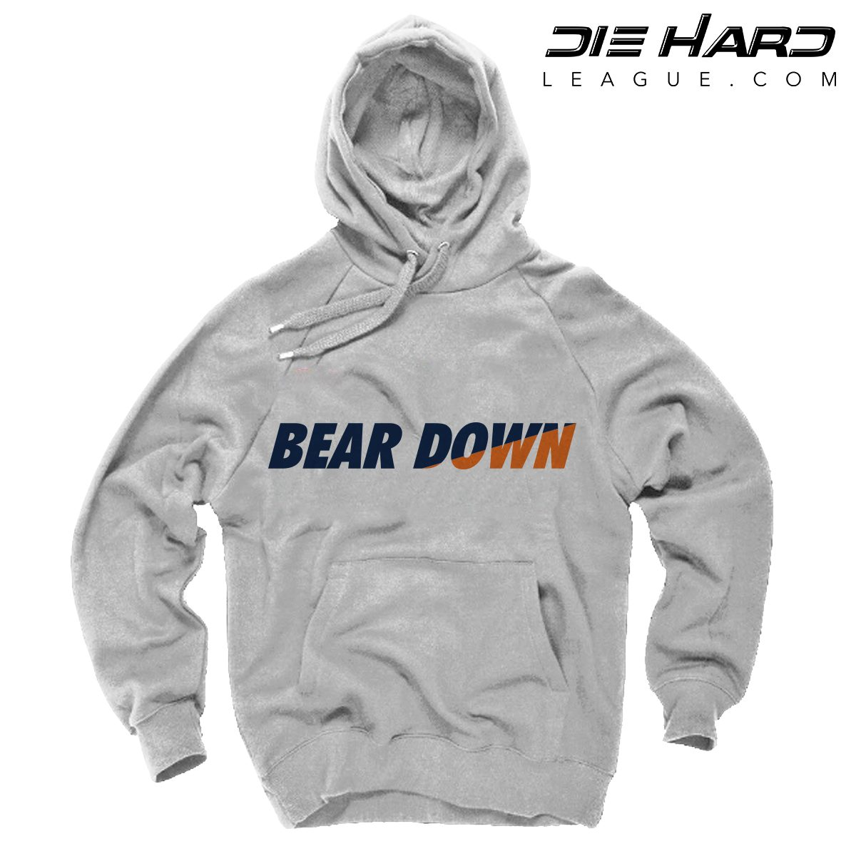 factory authentic b819b 986d8 Bears Hoodies Chicago - Bear Down White Hoodie [Best Priced]