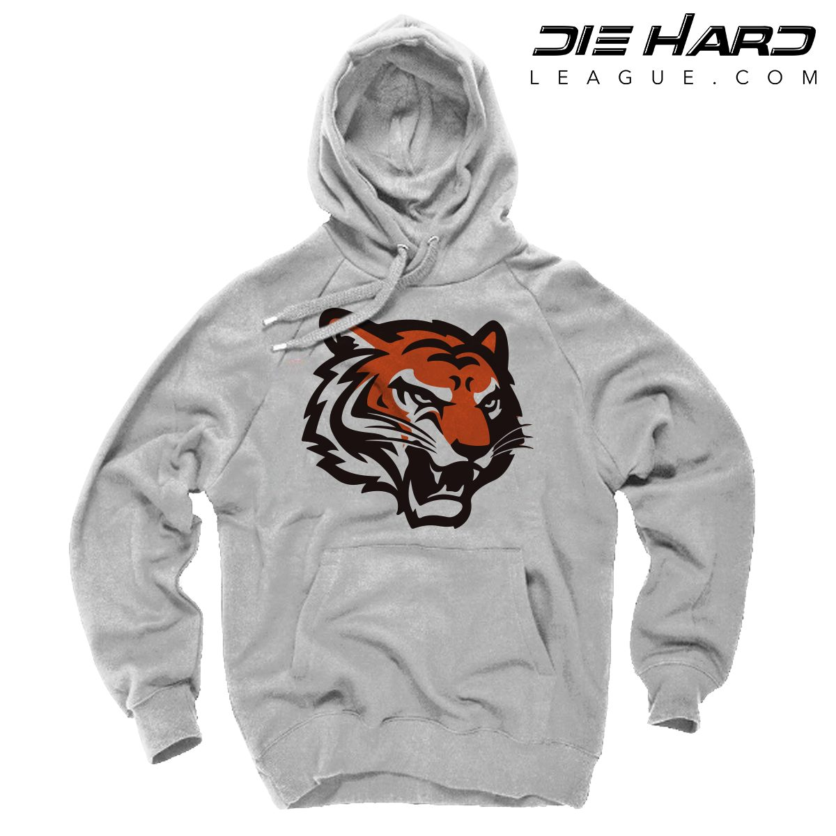 Bengals Hoodie Cincinnati - Alternate Logo White Hoodie  Great Deal  34d0a8459431