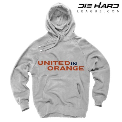 Broncos Hoodie Denver - United in Orange White Sweater