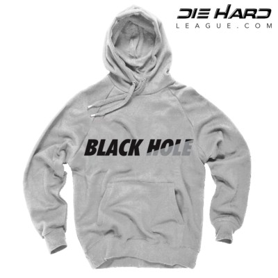 Oakland Raiders Hoodie - Black Hole White Sweater