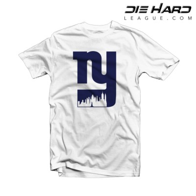 New York Giants - Alternate Logo City White Tee