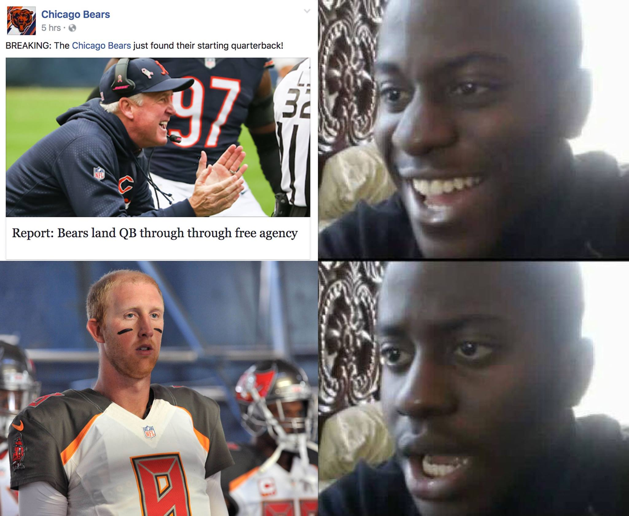 Chicago Bears meme