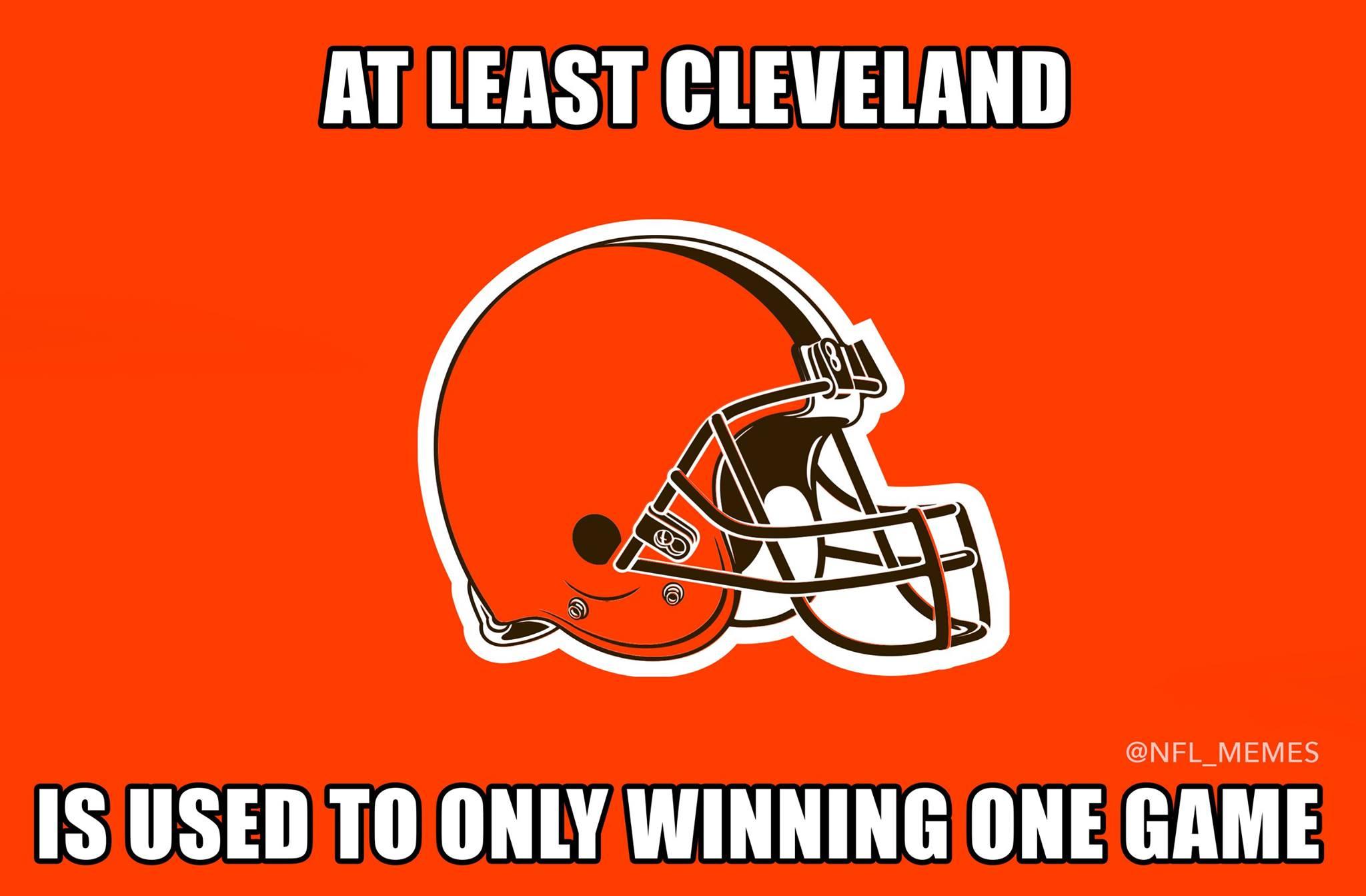 Cleveland Browns Meme 6