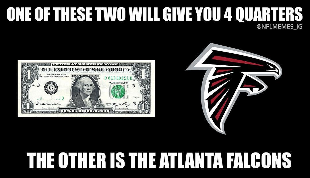 Falcons Memes 1 - NFL Memes