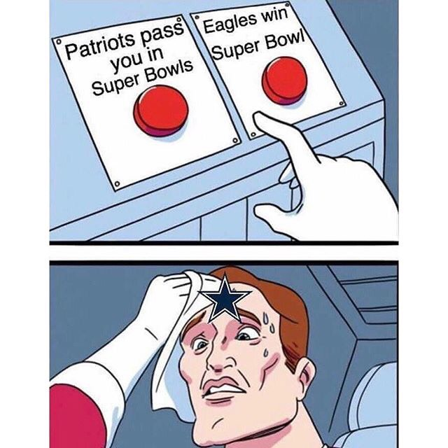 NFL Memes - Cowboys Meme
