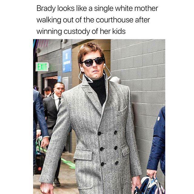 NFL Memes -New ENgland Patriots Memes - Tom Brady Meme 7