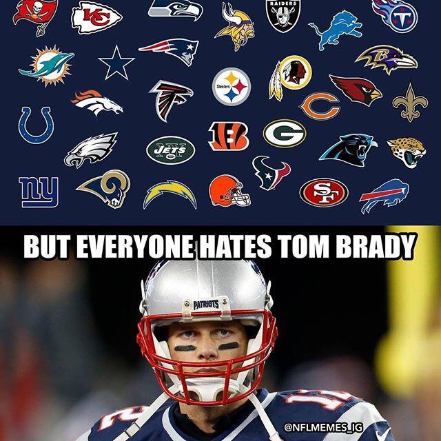 NFL Memes -New ENgland Patriots Memes - Tom Brady Meme 8