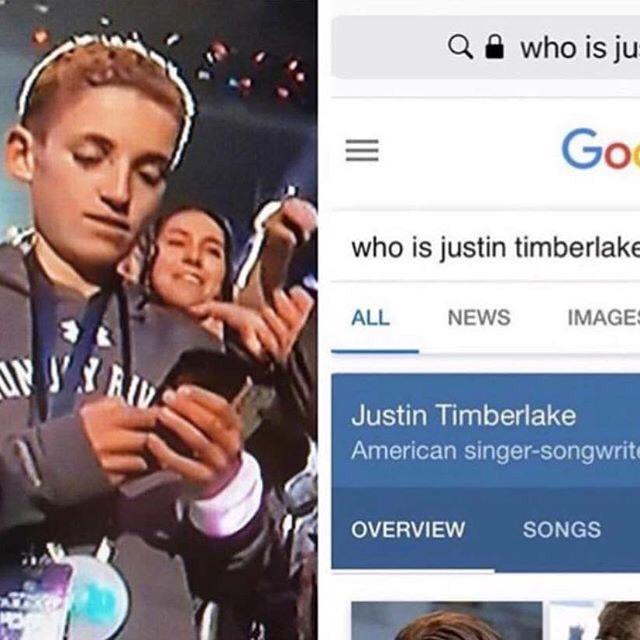 Superbowl Memes - Justin TImberlake Memes