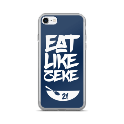 Cowboys iPhone Case - Ezekiel Elliott iPhone 6 Case
