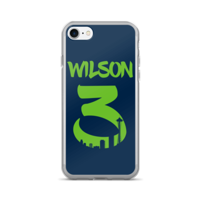 Seattle Seahawks iPhone 6 Case - Russell Wilson iPhone 6 Case