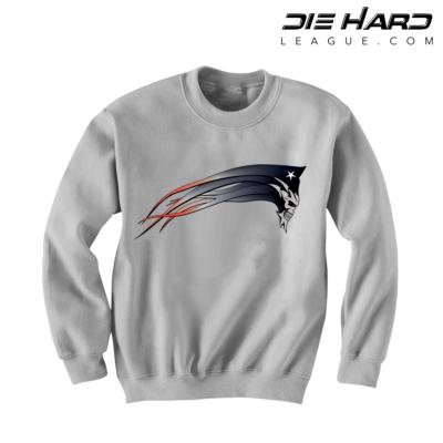 Patriot Sweatshirt - Patriots Dark Patriot White Sweater
