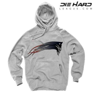 New England Patriots Hoodies - New England Dark Patriots Navy Hoodie