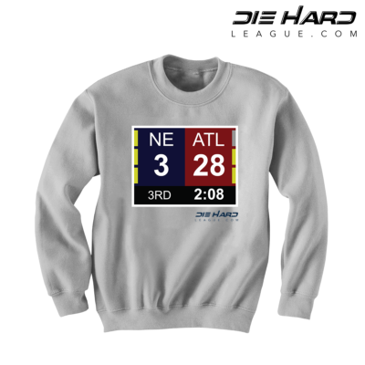 Patriots Super Bowl Sweatshirt - New England Patriots Superbowl White Sweatshirt