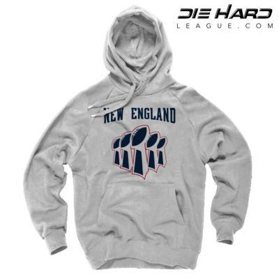 Patriots Super Bowl - Patriots Superbowl White Hoodie