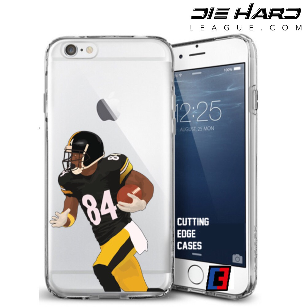 outlet store 9247f f3077 Antonio Brown - Pittsburgh Steelers iPhone 6 Case
