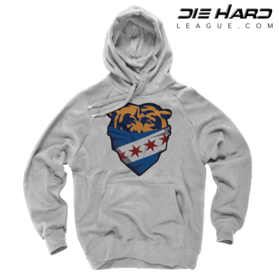 purchase cheap e3295 f89eb Chicago Bears Apparel | Chicago Bears Gear by Die Hard League