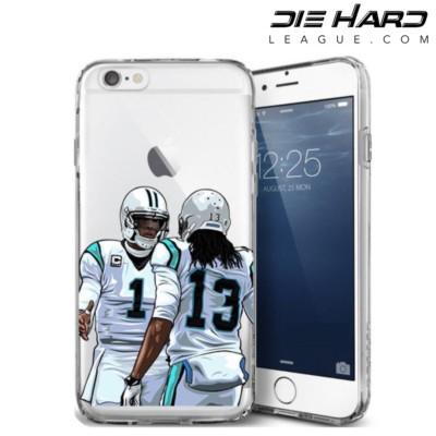 Kelvin Benjamin - Carolina Panthers iPhone 6 Case